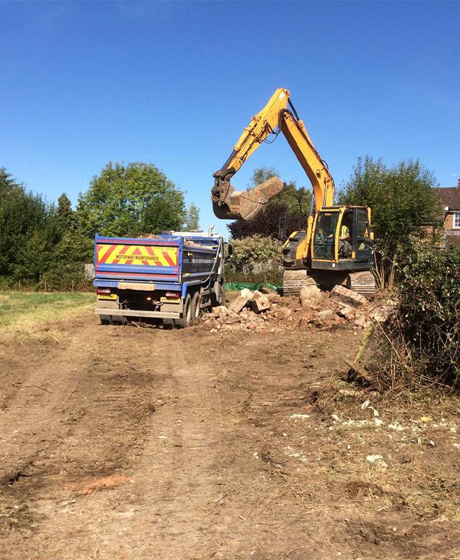 JSDR | Demolition in Surrey, Hampshire, Berkshire and London | https://jsdr.co.uk/